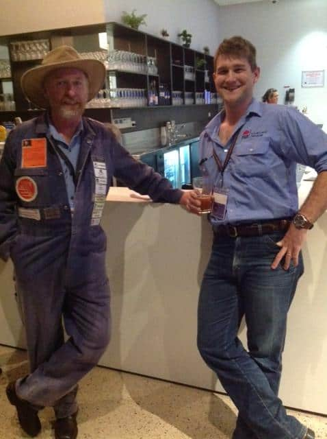 STUDENTS AND YOUNG PROFESSIONALS SESSION AT THE 19TH AUSTRALIAN RANGELAND SOCIETY CONFERENCE