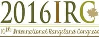 10TH INTERNATIONAL RANGELAND CONGRESS